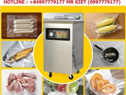 Vacuum packaging service for food, clothes, seed (at Ho Chi Minh)