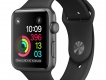 Apple watch S2 42mm space gray Like new