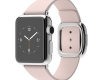 Apple Watch MJ362 38mm Stainless Steel Case with Soft Pink Modern Buck