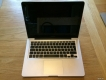 Macbook pro 13 4Gb 250GB