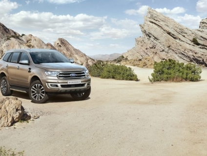 Ford Everest 2.0L mới 100%