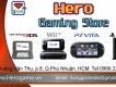 HERO GAME | Bán máy Nintendo SWITCH / 2DS/ 3DS / New 3DS XL , Sony PS Vita/ PS3/ PS4...rẻ nhất