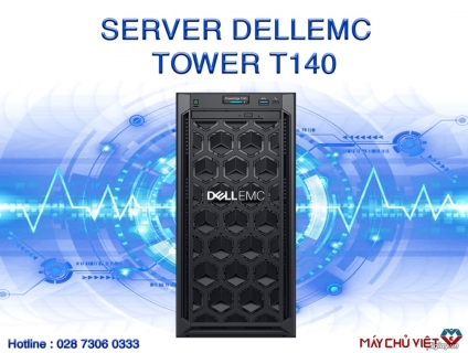 [HOT + NEW] Server Dell Tower T140.