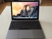 Macbook 12 inch Retina 2015 Gray Core M 1.2Ghz, Ram 8GB, SSD 512GB