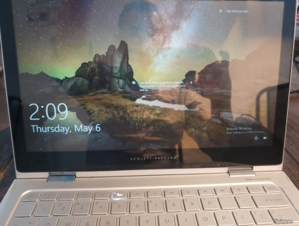 HP Spectre x360 i7-6500U RAM 8GB SSD 256GB 13.3inch IPS Touch 2in1