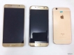 Note 5 32GB gold, S7 edge 32GB 2 sim fullbox
