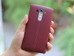 LG G4 like new 99%, nắp da Leather đỏ