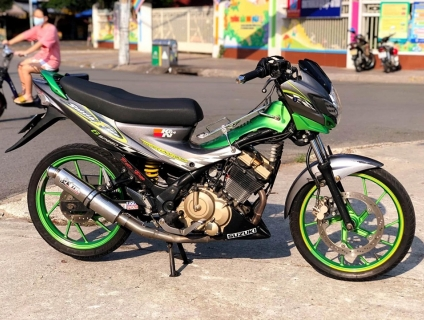 !!!HOT Raider 66zz Up Satria Belang 150 BSTP 9c đẹp 045.54.