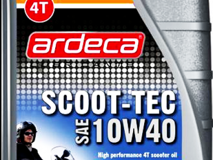 Ardeca SCOOT-TEC 10W40 Made in Bỉ