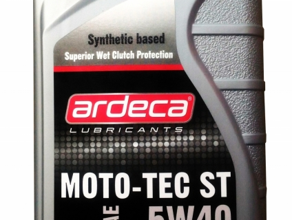 Ardeca MOTO-TEC ST 5W40 Made in Bỉ