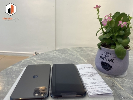 iPhone 11 Pro Max 256GB TBH Gray - Chưa Active