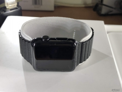 Apple Watch Series 2 size 42 Space Black Stainless Steel