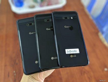 LG G8X ThinQ Ram 6GB_Rom 128GB like new zin áp