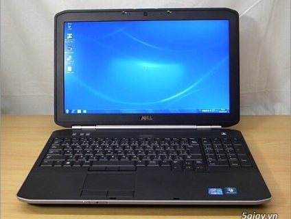 Laptop Dell E5530 i5 the he 3, may dep 99% co webcam