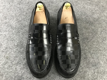 Giày LV monte carlo 100% authentic Likenew 98%