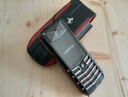 Cần bán: Vertu Ascent X Ceramic Ferrari Red LIMITED EDITION